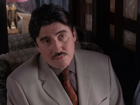 Alfred Molina  was Poirot in 2001