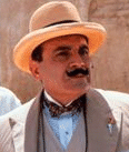 The current of the  Poirots: David Suchet